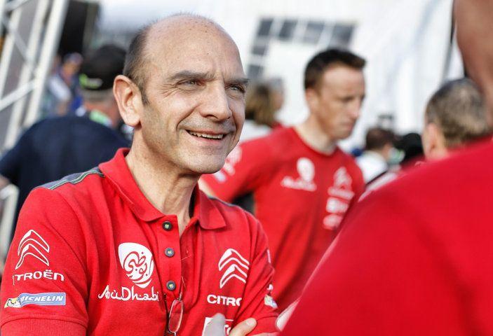 WRC Portogallo 2018: intervista a Pierre Budar a fine gara - Foto 1 di 1