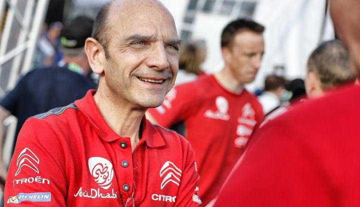 WRC Portogallo 2018: intervista a Pierre Budar a fine gara - Foto  di