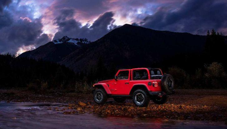 Tutti i finanziamenti Jeep: Leasing e Rateale per tutte le tasche - Foto 16 di 19