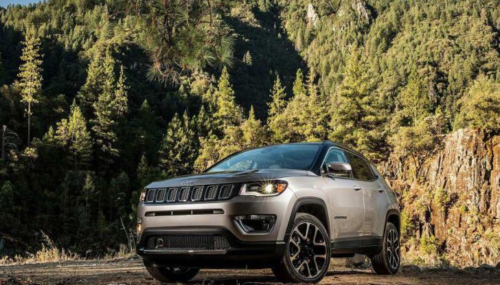 Tutti i finanziamenti Jeep: Leasing e Rateale per tutte le tasche - Foto 12 di 19