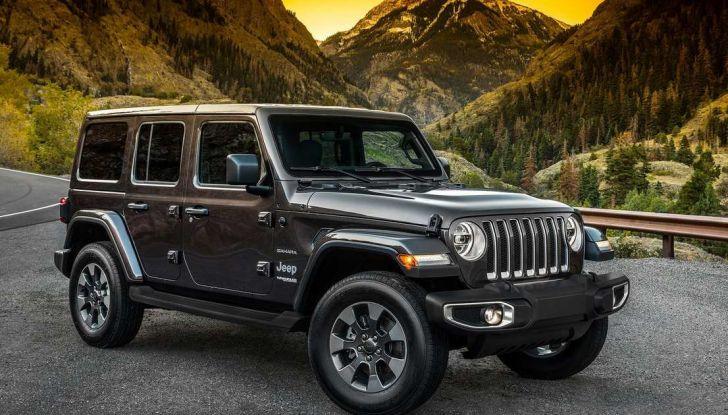 Tutti i finanziamenti Jeep: Leasing e Rateale per tutte le tasche - Foto 14 di 19
