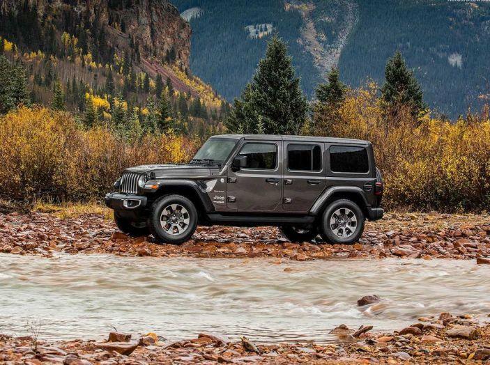 Tutti i finanziamenti Jeep: Leasing e Rateale per tutte le tasche - Foto 17 di 19
