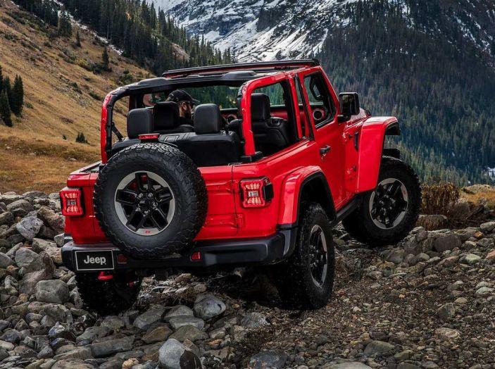 Tutti i finanziamenti Jeep: Leasing e Rateale per tutte le tasche - Foto 18 di 19