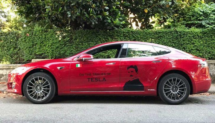 On The Traces of Tesla: un viaggio europeo in elettrico per conoscere Nikola Tesla - Foto 4 di 18