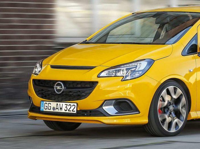Opel Corsa GSi 2018: la compatta ritorna sportiva a 19.960€ - Foto 6 di 6
