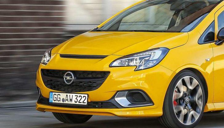 Opel Corsa elettrica: prezzo e dati tecnici - Foto 6 di 6