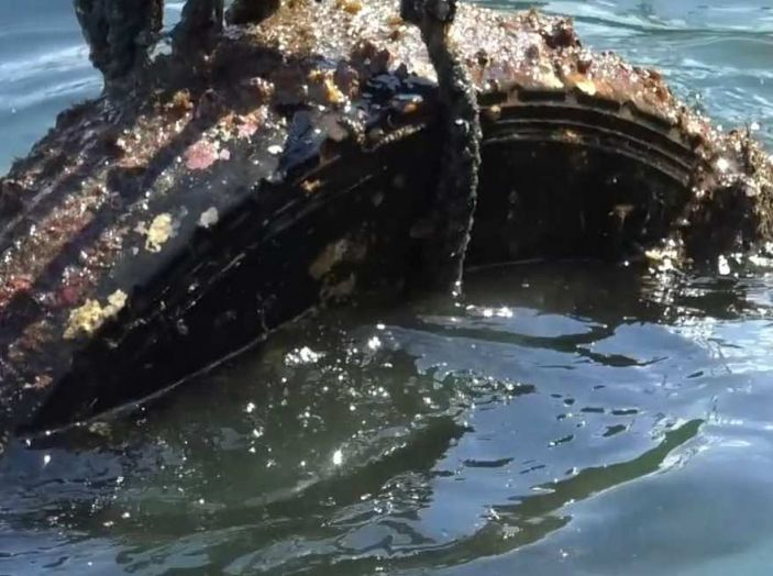 8.500 pneumatici recuperati dai fondali marini italiani - Foto 4 di 6