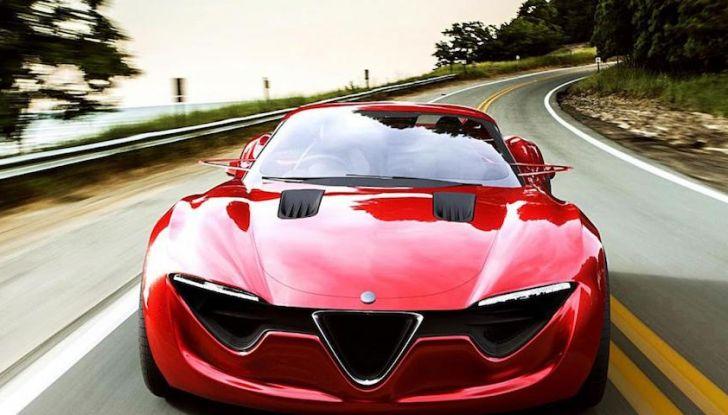 Alfa Romeo, tutti i nuovi modelli fino al 2022 con il nuovo piano FCA - Foto 3 di 17