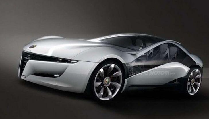 Alfa Romeo, tutti i nuovi modelli fino al 2022 con il nuovo piano FCA - Foto 11 di 17