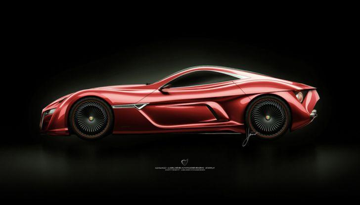Hyundai vuole diventare più sexy di Alfa Romeo a partire da Le Fil Rouge - Foto 13 di 23