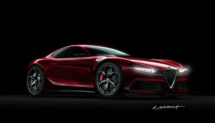 Alfa Romeo, tutti i nuovi modelli fino al 2022 con il nuovo piano FCA - Foto 2 di 17