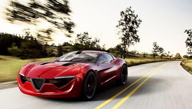 Alfa Romeo, tutti i nuovi modelli fino al 2022 con il nuovo piano FCA - Foto 8 di 17