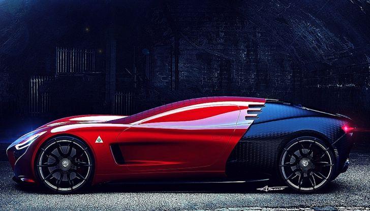 Alfa Romeo, tutti i nuovi modelli fino al 2022 con il nuovo piano FCA - Foto 9 di 17