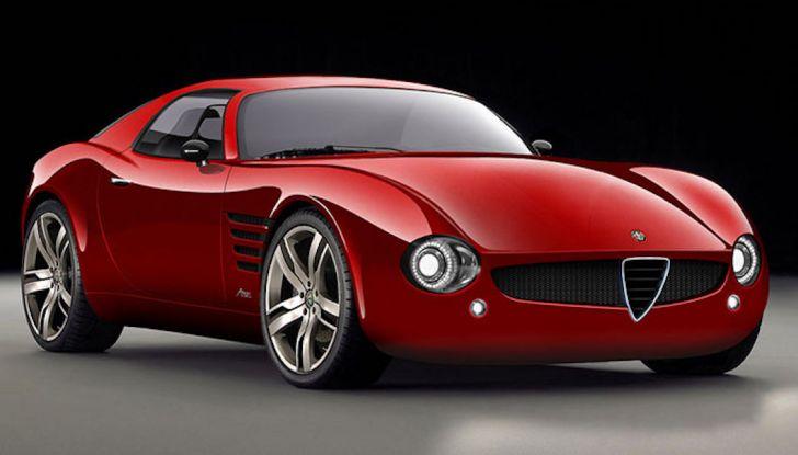 Alfa Romeo, tutti i nuovi modelli fino al 2022 con il nuovo piano FCA - Foto 10 di 17