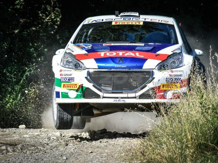 La storia di Peugeot al Rally di San Marino - Foto 1 di 1
