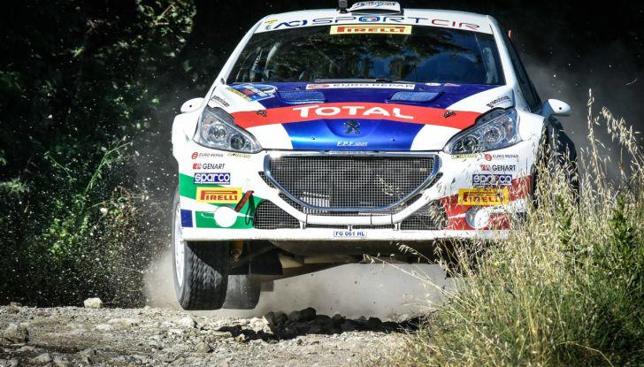 La storia di Peugeot al Rally di San Marino - Foto  di