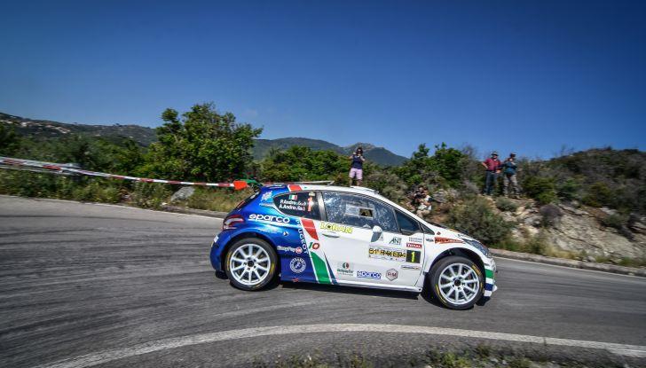 Rally San Marino – pregara del Team Peugeot Sport Italia - Foto 2 di 3