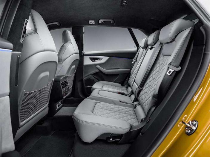 Audi Q8 2018: design, motori e caratteristiche - Foto 10 di 10