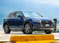 Nuova Audi Q5: Il Test Drive di 100 Miglia sul lago