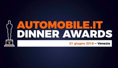 Automobile.it Dinner Awards premia i migliori Concessionari Auto