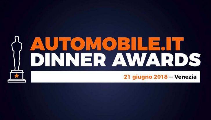Automobile.it Dinner Awards premia i migliori Concessionari Auto - Foto 1 di 8