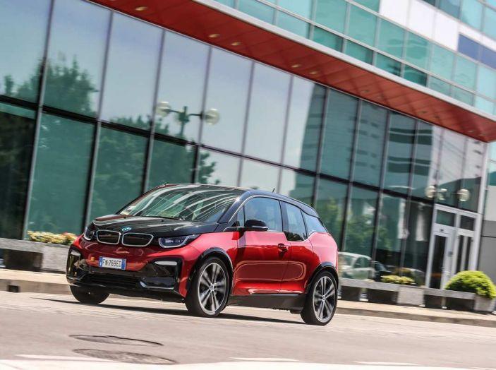BMW Group, nel futuro mobilità elettrica, digitalizzazione, condivisione e guida autonoma - Foto 8 di 17