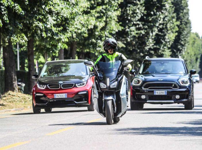 BMW Group, nel futuro mobilità elettrica, digitalizzazione, condivisione e guida autonoma - Foto 1 di 17