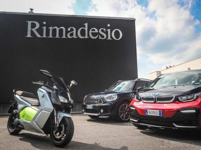 BMW Group, nel futuro mobilità elettrica, digitalizzazione, condivisione e guida autonoma - Foto 3 di 17