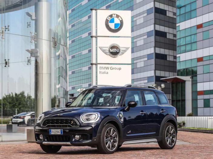 BMW Group, nel futuro mobilità elettrica, digitalizzazione, condivisione e guida autonoma - Foto 12 di 17