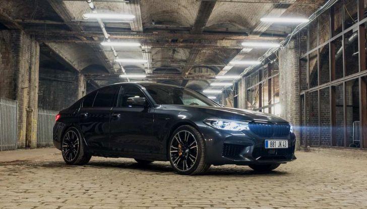 BMW M5 protagonista di Mission: Impossible – Fallout con Tom Cruise - Foto 2 di 5