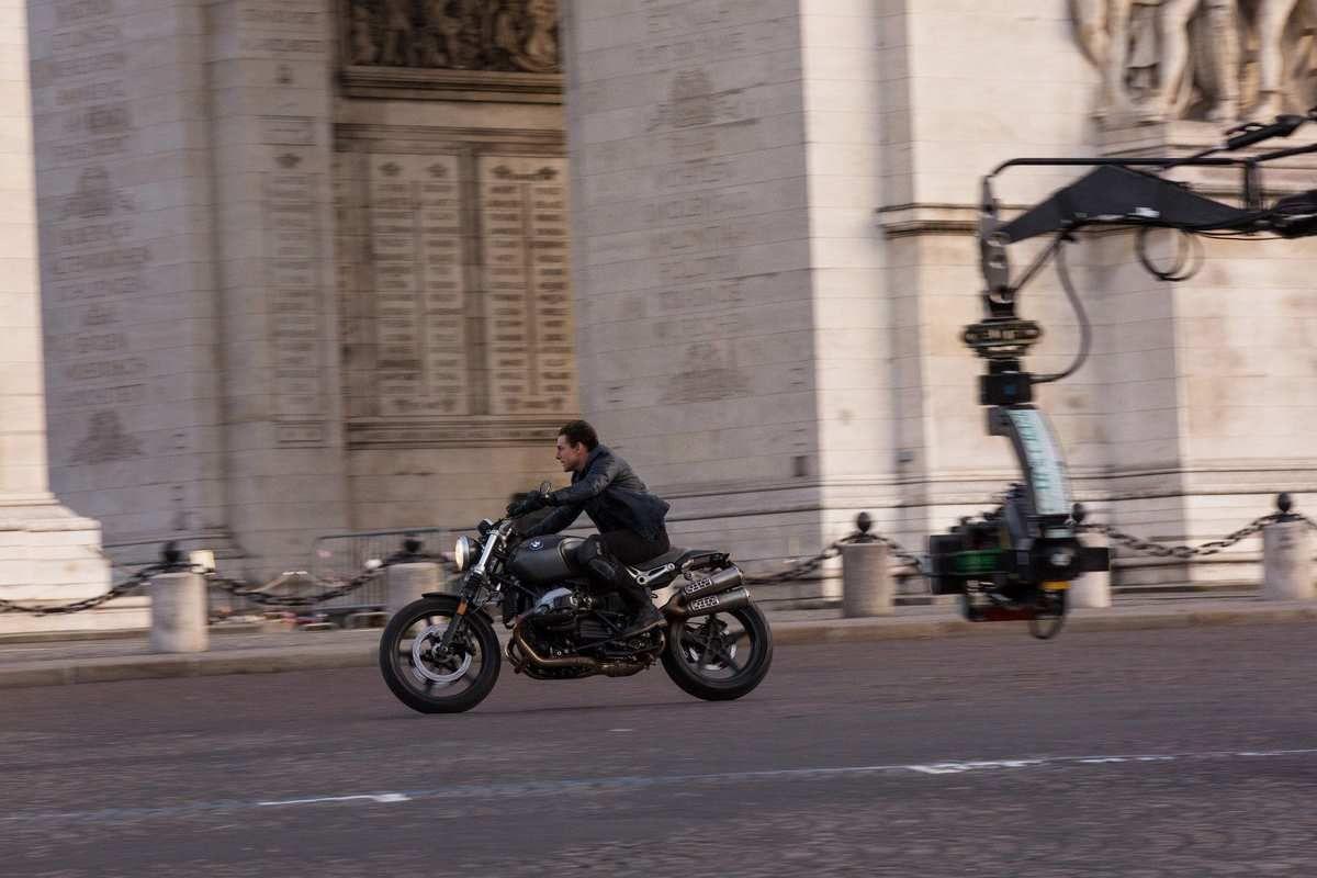 BMW M5 protagonista di Mission: Impossible - Fallout con ...