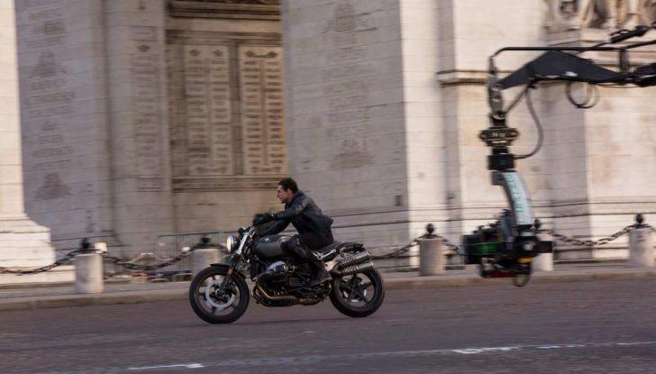 BMW M5 protagonista di Mission: Impossible – Fallout con Tom Cruise - Foto 3 di 5