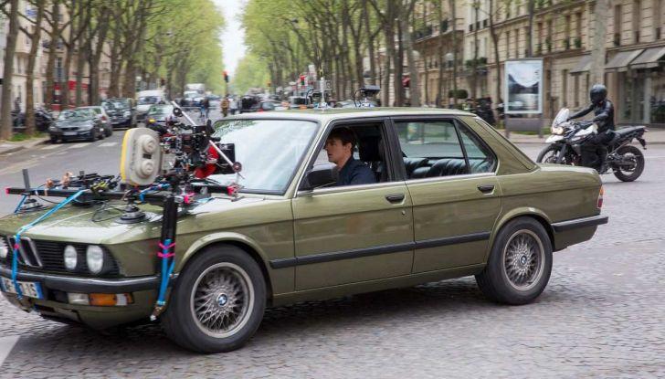 BMW M5 protagonista di Mission: Impossible – Fallout con Tom Cruise - Foto 4 di 5