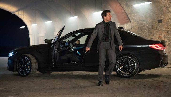 BMW M5 protagonista di Mission: Impossible – Fallout con Tom Cruise - Foto 1 di 5