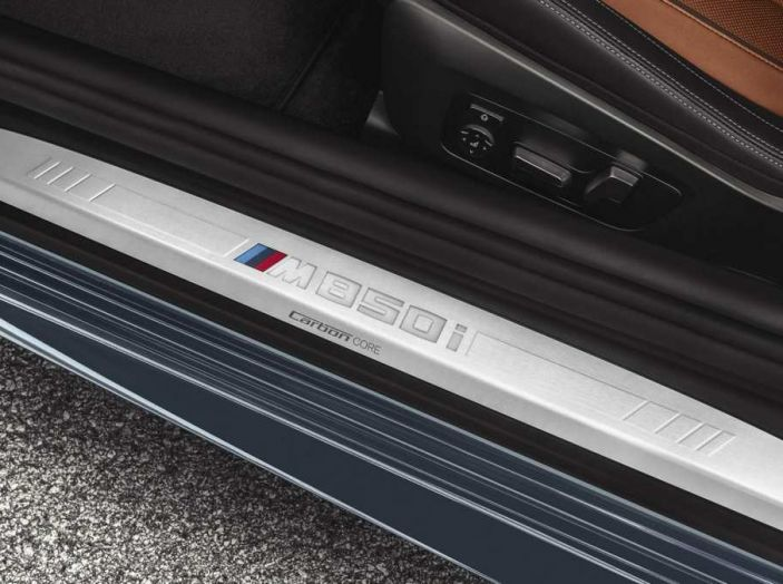 BMW Serie 8 Coupè 2018 al debutto con 530 CV - Foto 11 di 11