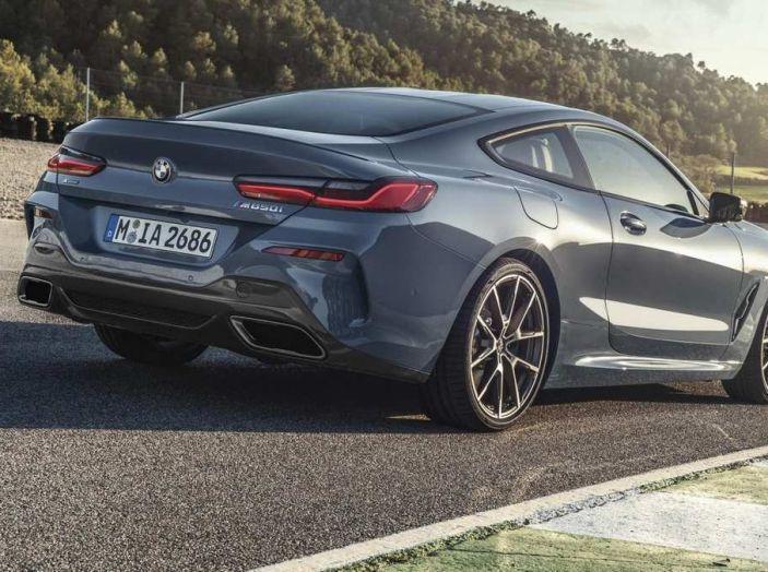 BMW Serie 8 Coupè 2018 al debutto con 530 CV - Foto 2 di 11