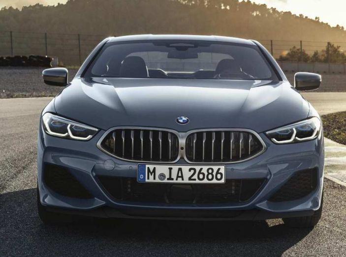 BMW Serie 8 Coupè 2018 al debutto con 530 CV - Foto 4 di 11
