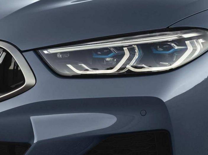 BMW Serie 8 Coupè 2018 al debutto con 530 CV - Foto 5 di 11