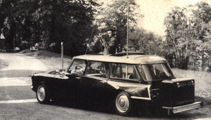 ID 19 Break, la prima station wagon di lusso europea - Foto 5 di 5