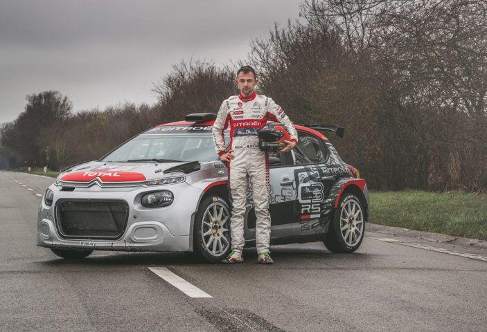 WRC2 Sardegna: le dichiarazioni del team Citroën - Foto 1 di 1