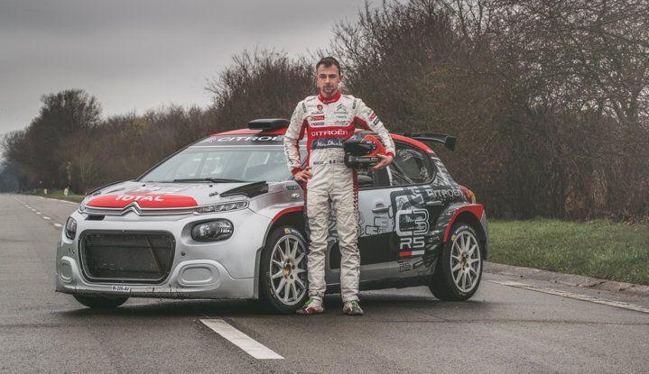 WRC2 Sardegna: le dichiarazioni del team Citroën - Foto  di
