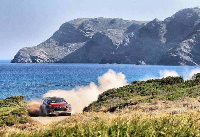 WRC Sardegna 2018: la presentazione della gara per Citroën - Foto 1 di 1
