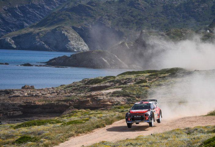 WRC Sardegna 2018 – finale: il film della gara di Citroën - Foto 1 di 1