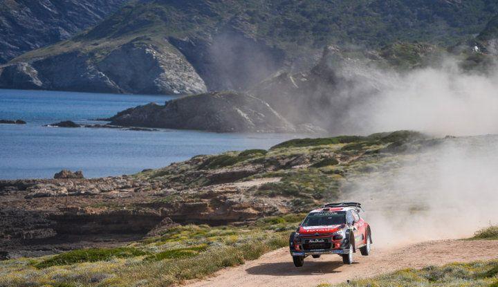 WRC Sardegna 2018 – finale: il film della gara di Citroën - Foto  di