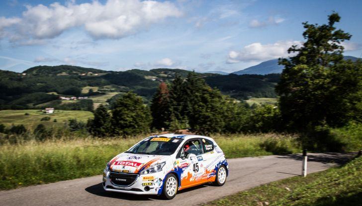 Peugeot Competition RALLY 208 – Leonardi trionfa, Guglielmini nuovo leader della serie - Foto 2 di 9