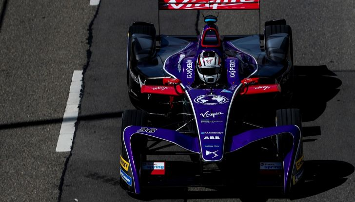 DS Virgin Racing – dichiarazioni post gara del Team - Foto 2 di 3