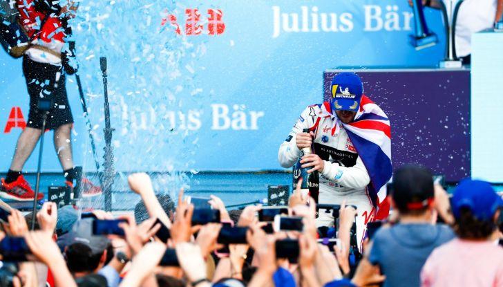 DS Virgin Racing – Risultati e classifica E-Prix di Zurigo - Foto 1 di 3