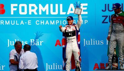 Con il podio di Zurigo Sam Bird accorcia le distanze in campionato