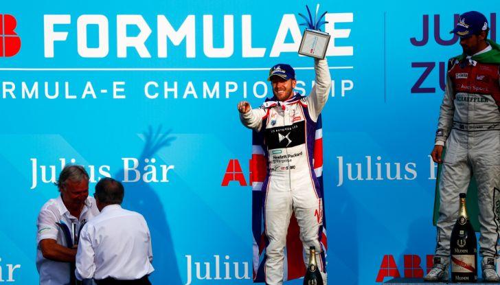 Con il podio di Zurigo Sam Bird accorcia le distanze in campionato - Foto 1 di 4