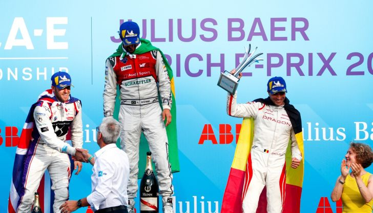 DS Virgin Racing – dichiarazioni post gara del Team - Foto 1 di 3